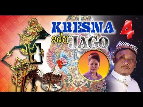 Wayang Kulit Langen Budaya -  KRESNA NGADU JAGO, Bag. 04