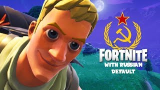 Russian Default skin | Fortnite