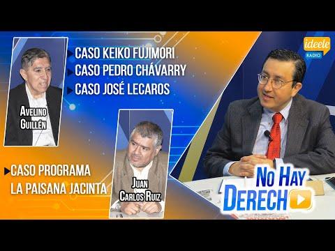 Avelino Guillén, Juan Carlos Ruiz Y Alejandro Neyra - [20-11-2019]