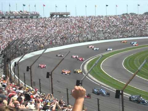 2012 Indy 500 Start