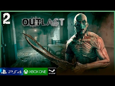 OUTLAST Español Gameplay Parte 2 Walkthrough | EL DOCTOR LOCO RICHARD TRAGGER - PC ULTRA 1080p 60FPS