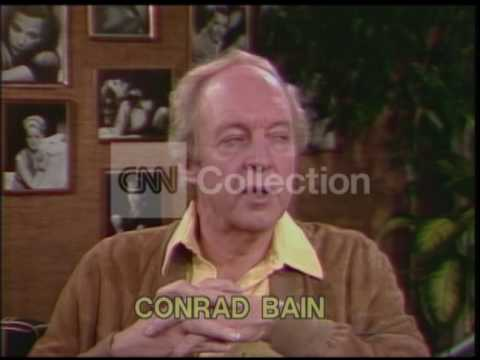 FILE:REPORTS THAT CONRAD BAIN DEAD AT 89