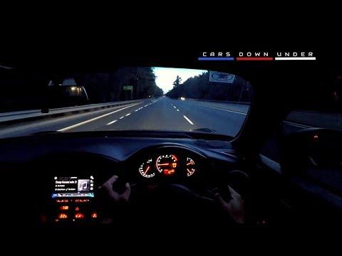 NIGHT DRIVE POV TOYOTA 86 GTS 2015 With Music.