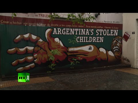 Argentina's Stolen Children: grandmothers search for the babies of the military dictatorship victims