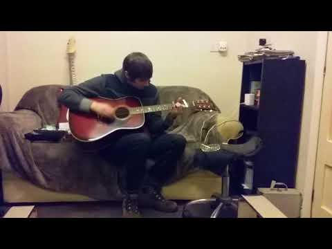 Love her madly-The doors cover acoustic John Baxter