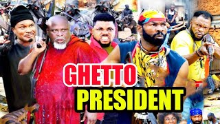 Ghetto President Season 1 - {New Movie} Zubby Michael 2020 Latest Nigerian Movie.