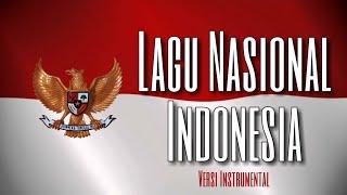 Lagu Nasional Maju Tak Gentar Instrumen