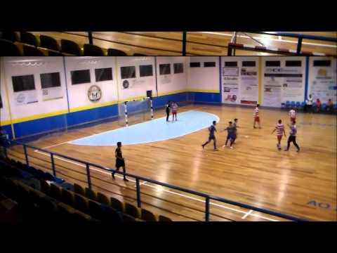 Juvenis (Campeonato AFC): CS São João 8-1 Granja do Ulmeiro