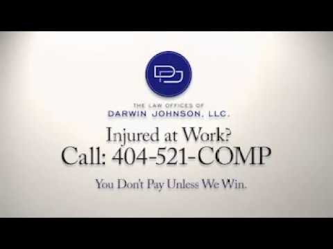 Need to File A Workers' Comp Claim in Atlanta? Call Darwin F. Johnson!