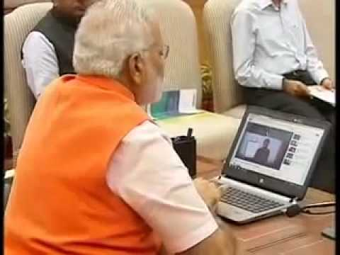 Prime Minister launches MyGov  A platform for Citizen Engagement