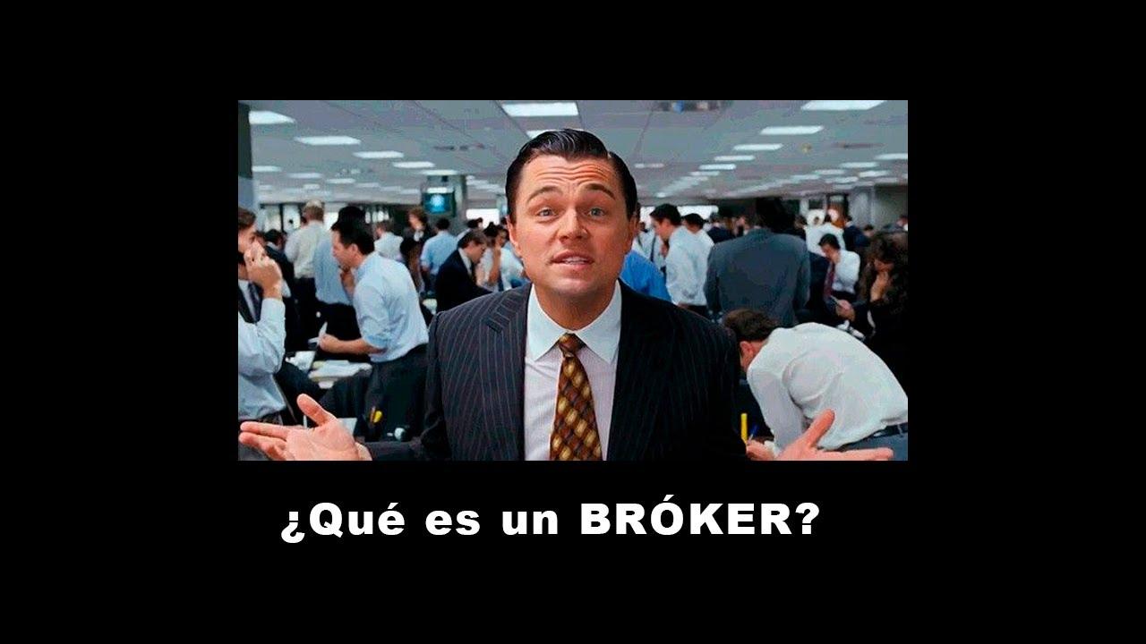¿Qué es un BROKER? y TIPOS de BROKER   Binary Teach