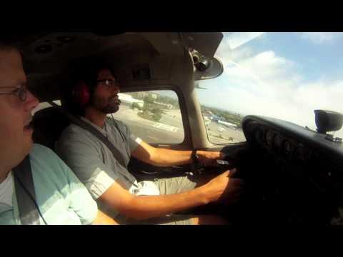 SANTA MONICA FLIGHT LESSON