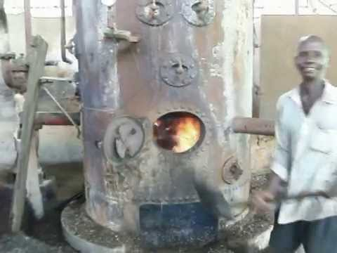 Item Agri  Oil Mill Boiler in Operation 20 9 14