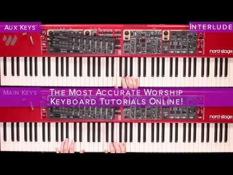 Stronger - Hillsong - Keyboard Tutorial