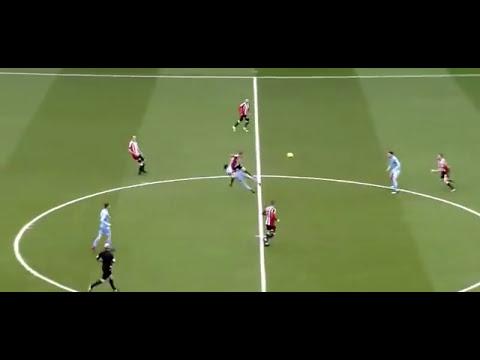 John Fleck Tackle Sheffield United v Bolton