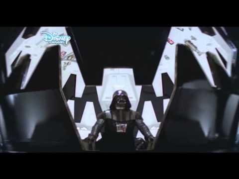 Star Wars Urald az Erőt - Darth Vader [Disney Channel Hungary]