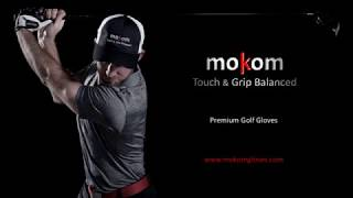 Mokom Golf Gloves Video