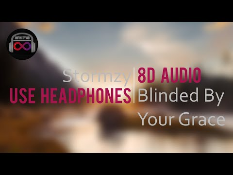 Stormzy - Blinded By Your Grace, Pt. 2 (feat. MNEK) (8D Audio)🎧