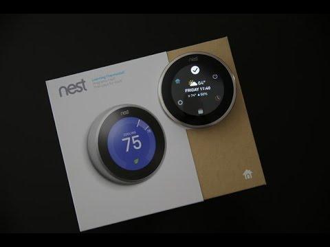 nest 3 0 the smartest thermostat gets smarter youtube. Black Bedroom Furniture Sets. Home Design Ideas