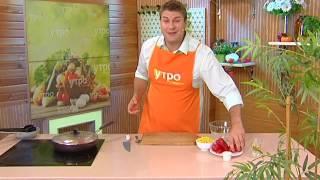 рецепт: курица в томатной пасте. GuberniaTV