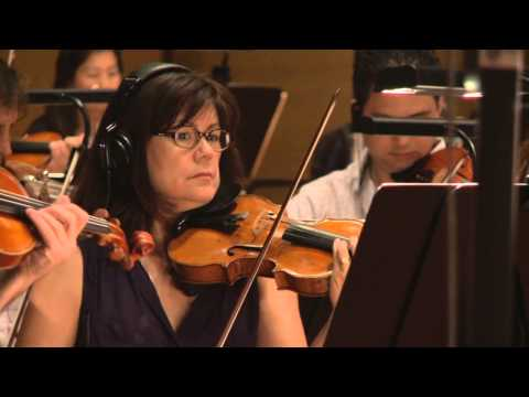 Frozen: Behind the Scenes of Recording the Music Score