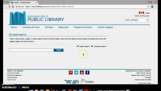 INFO-254 Instructional Screencast | Emma Burkholder