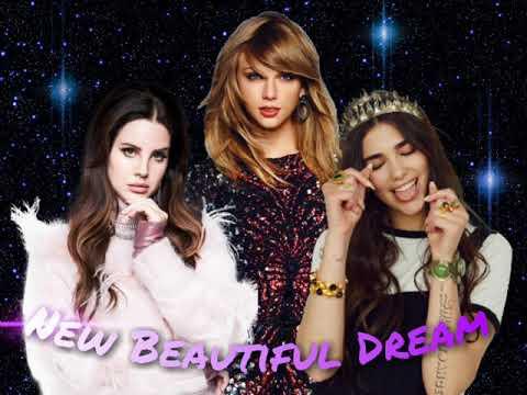 Lana Del Rey, Taylor Swift & Dua Lipa -...