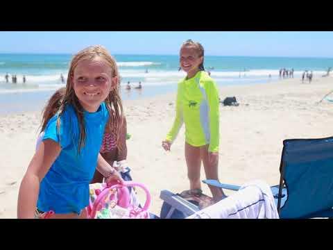 Family Beach Day / Atlantic Shores Realty