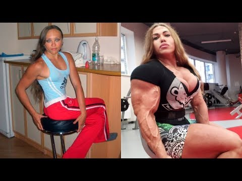 The Female Bodybuilder Shocked The World | Then and Now