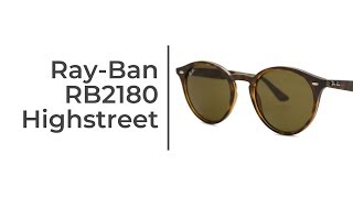 Ray-Ban RB2180 Highstreet Polarized Sunglasses Short Review