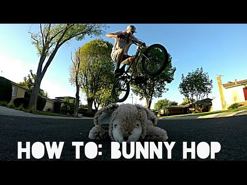 How to Bunnyhop BMX (Fastest & Easiest way!!!)