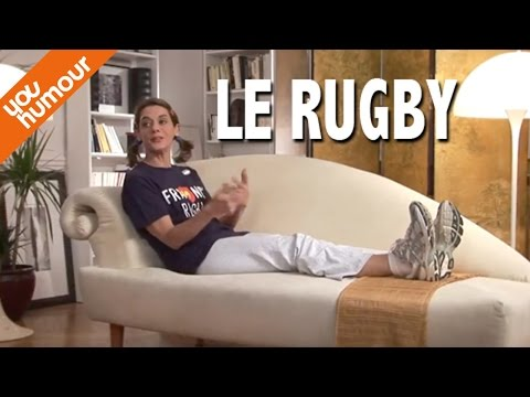 Victoire chez le psy, Le rugby