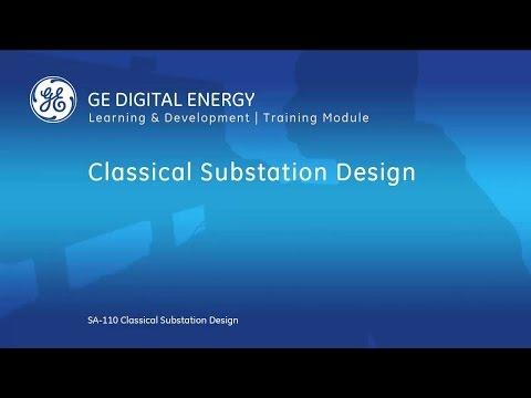 SA-110 L Classical Substation Design V1