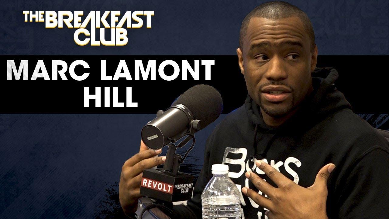 Marc Lamont Hill | The Breakfast Club | Dec 2018