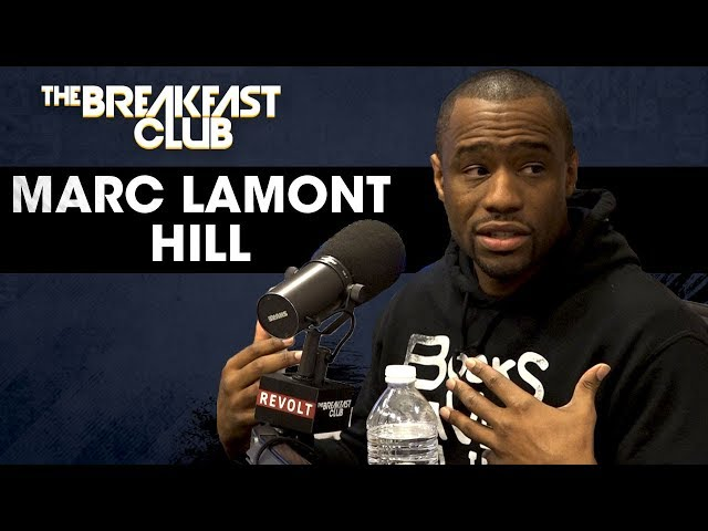 Image result for marc lamont hill the breakfast club