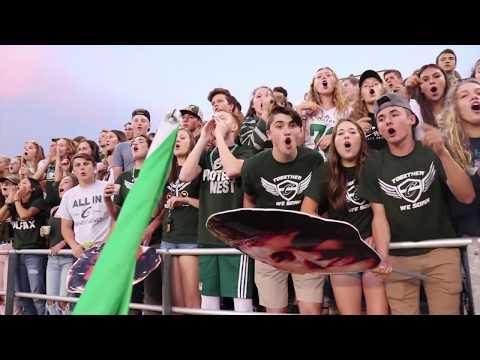 Colfax High School Homecoming Night Rally Football Highlight