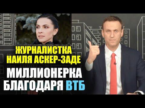 Андрей Костин и Наиля Аскер-заде. ВТБ. Алексей Навальный