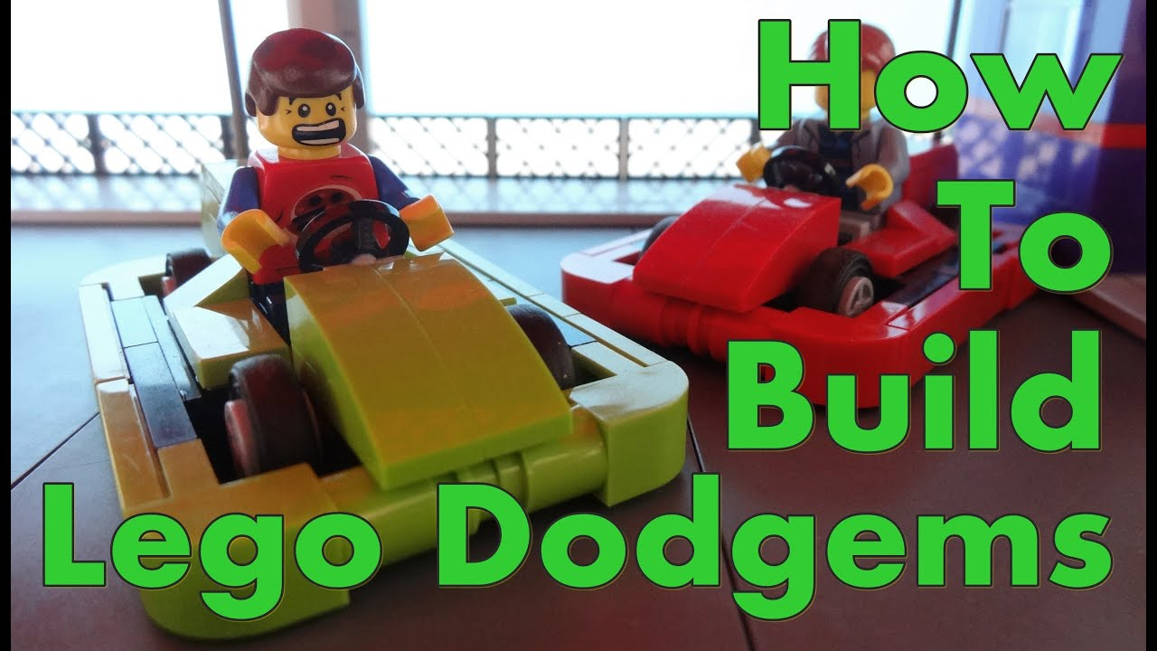 how to build a lego bumper car dodgem youtube. Black Bedroom Furniture Sets. Home Design Ideas