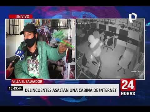 VES: otra cabina de internet es asaltada en menos de dos semanas
