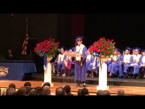 Drew Greenway Valedictorian Speech 2018 Chester County High School Graduation