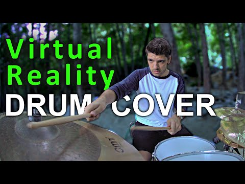 VIRTUAL REALITY Drum Cover (Opposite The Other – Stutter Love)