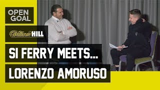 Si Ferry Meets... Lorenzo Amoruso | Life At Rangers, Captaincy, Advocaat Fallout, Fairytale Goodbye