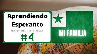 Aprendiendo Esperanto con conversaciones sencillas # 4 │ Jorgemillanmx