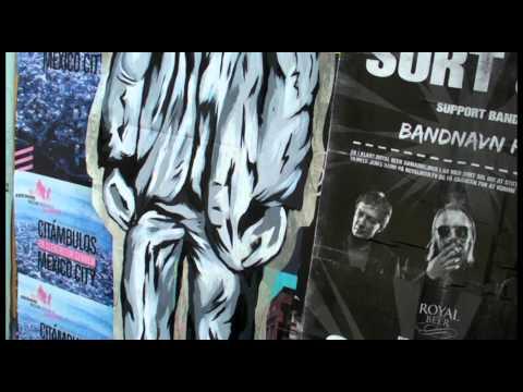 sabina fucz PASTE UP PROJEKT afuk 2011