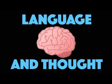Does Language Affect our Thought?