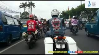 Konvoi HUT MACI ke 24 dan HUT Kota Depok ke 17 Motor Antique Club Indonesia