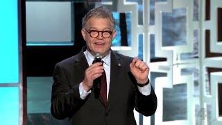 Al Franken - Mark Twain Prize for David Letterman [CUT FROM BROADCAST]