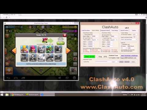 Clash of Clans Bot Free License