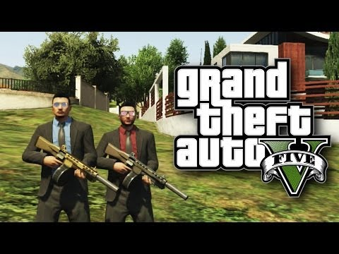 GTA 5 Online: CIA of Awesome
