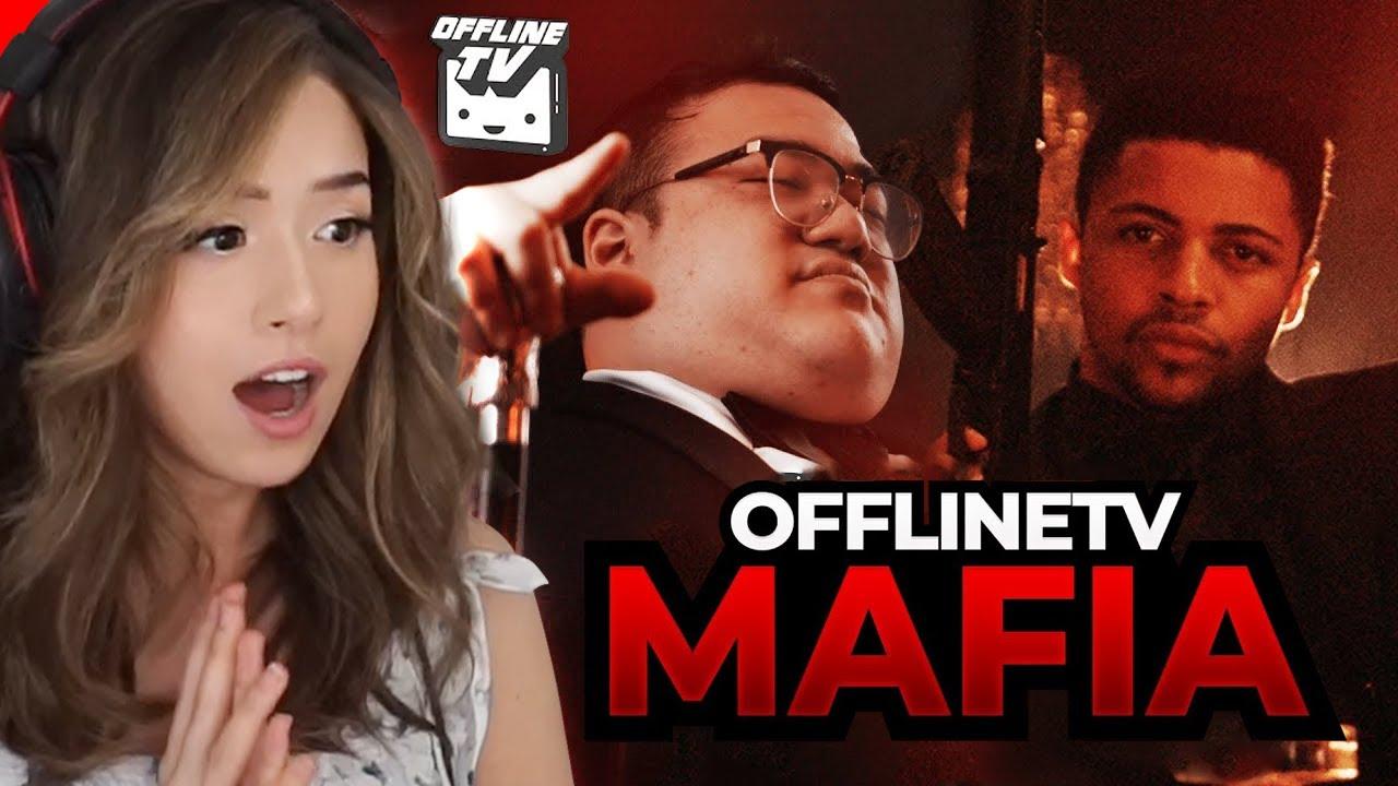 Pokimane Reacts to WHO'S THE TRAITOR? - OFFLINETV COMFY CARTEL PLAYS MAFIA